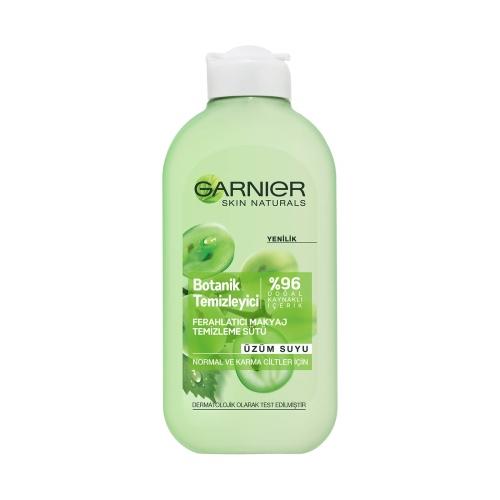 Garnier Ferahlatıcı Botanik Makyaj Temizleme Üzüm Sütü Normal/Karma 200 Ml