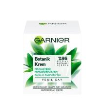 Garnier Matlaştırıcı Botanik Yeşil Çay Krem Karma ve Yağlı Cilt 50 Ml