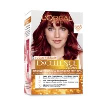 L'Oréal Paris Excellence Intense Saç Boyası 6-66 Yoğun Kızıl