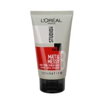 L'Oréal Paris Studio Matt&Messy Mat Etki Krem Wax 150 Ml