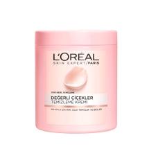 L'Oréal Paris Değerli Çiçekler Temizleme Kremi 200 Ml Kuru/Hassas