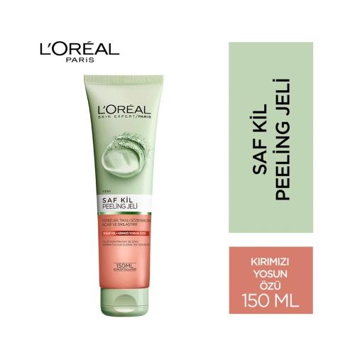 L'Oréal Paris Saf Kil Peeling Jeli 150 Ml