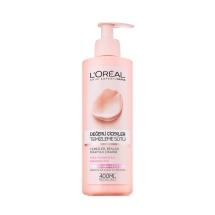 L'Oréal Paris Değerli Çiçekler Temizleme Sütü 400 Ml Kuru/Hassas