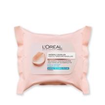 L'Oréal Paris Değerli Çiçekler Makyaj Temizleme Mendili Normal/Karma