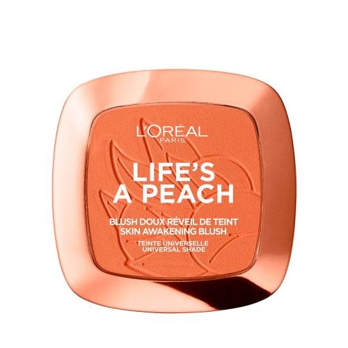 L'Oréal Paris Wult Peach Embellish Blush 01 Peach