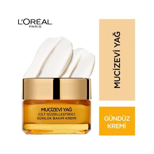 L'Oréal Paris Mucizevi Yağ Krem 50 Ml