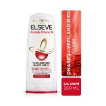 L'Oréal Paris Elseve Saç Kremi Komple Onarıcı 5 360 Ml