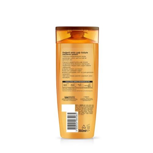 L'Oréal Paris Elseve Şampuan 360 Ml 6 Mucizevi Yağ Besleyici