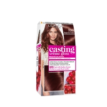 L'Oréal Paris Casting Crème Gloss Saç Boyası 550 Böğürtlen Kızılı