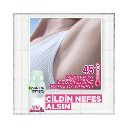 Garnier Mineral Deodorant Termal Koruma 150 Ml