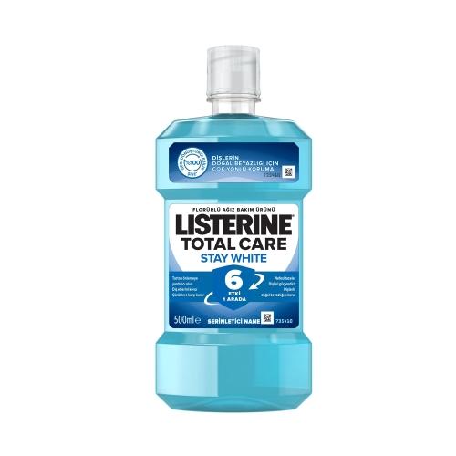 Listerine Stay White 500 Ml Ağız Bakım