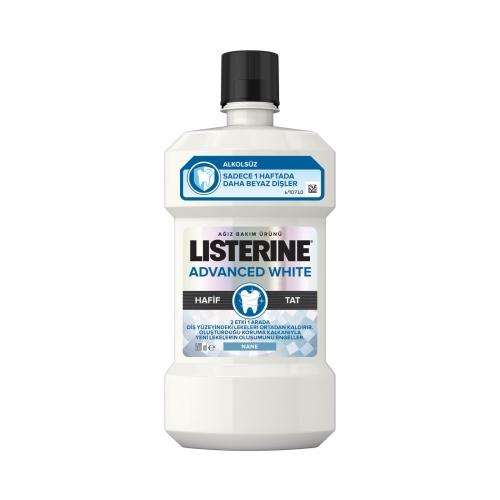 Listerine Advanced White 500 Ml Ağız Suyu