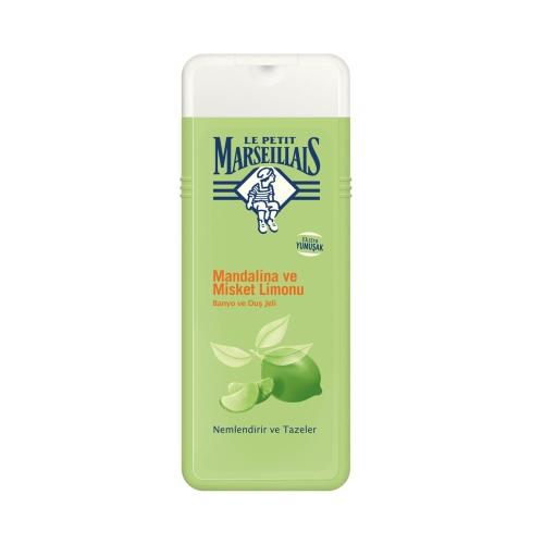Le Petit Marseillais Duş Jeli Mandalina ve Limon 400 Ml