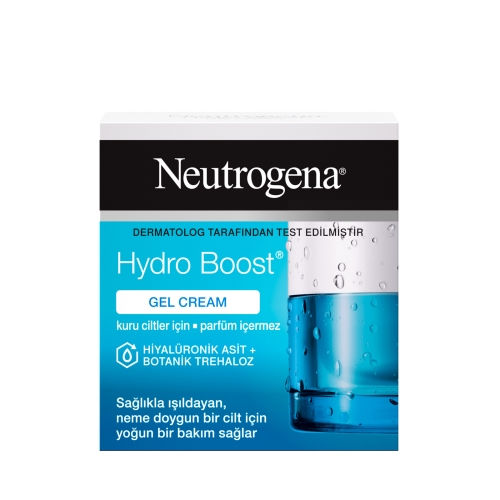 Neutrogena Hydro Boost Gel Cream Nemlendirici Kuru Cilt 50 Ml