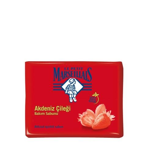 Le Petit Marseillais Bakım Sabunu Akdeniz Çileği 90 Ml