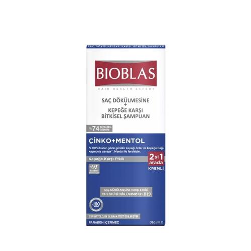 Bioblas Procyanidin Şampuan Kepek 360 Ml