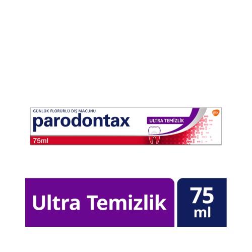 Parodontax Ultra Temizlik Diş Macunu 75 Ml
