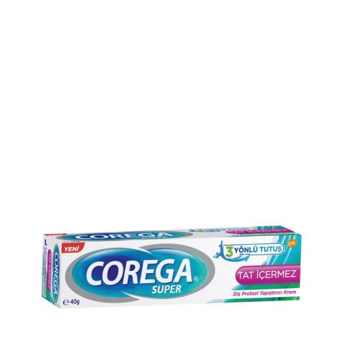 Corega Diş Protezi Yapıştırıcı Krem Tat İçermez 40 Gr