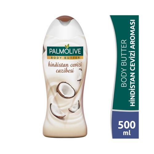 Palmolive Body Butter Hindistan Cevizi Cazibesi Banyo ve Duş Jeli 500 Ml