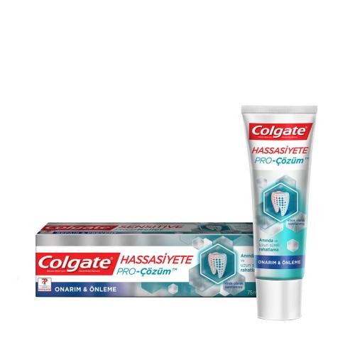 Colgate Hassasiyete Pro Çözüm Onarım ve Önleme Sensitive Pro Relief Diş Macunu 75 Ml