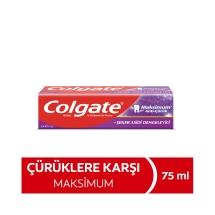 Colgate Maksimum Anti Çürük Diş Macunu 75 Ml