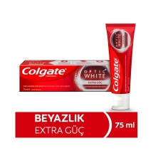 Colgate Optic White Extra Güç Beyazlatıcı Diş Macunu 75 Ml