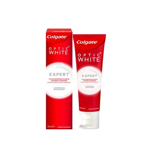 Colgate Optic White Expert White Beyazlatıcı Diş Macunu 75 Ml