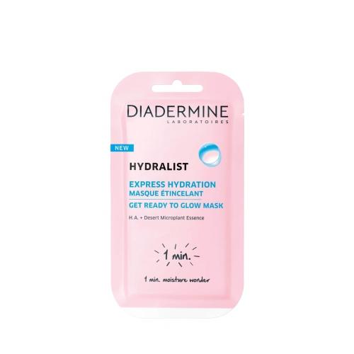 Diadermine Hydralist Maske Express Hydration Yoğun Nem