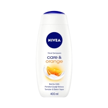 Nivea Duş Şampuanı Care&Orange 400 Ml
