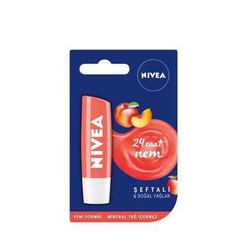 Nivea Lip Care Şeftali