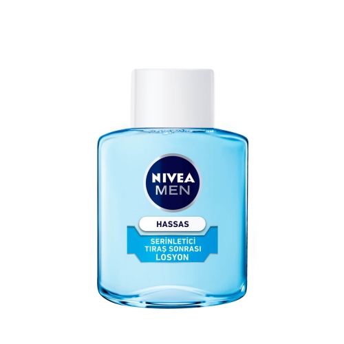Nivea For Men After Shave Losyon Hassas Serinletici 100 Ml