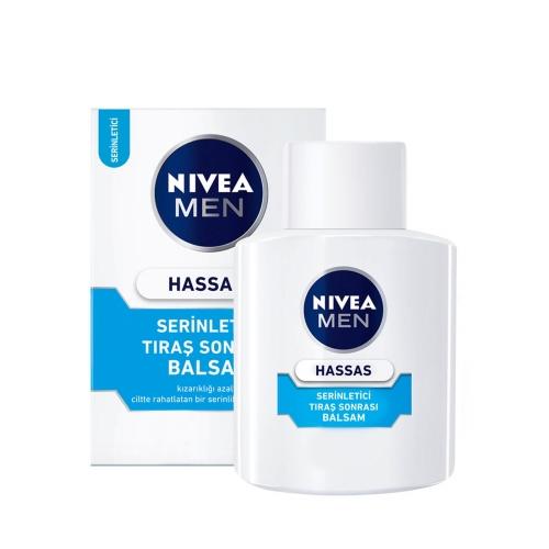 Nivea For Men After Shave Balsam Hassas Serinletici 100 Ml