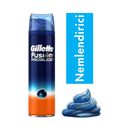 Gillette Fusion ProGlide Tıraş Jeli Nemlendirici 200 Ml