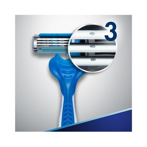 Gillette Blue3 Cool 6'lı Kullan At Tıraş Bıçağı