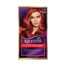 Wella Koleston Kit 77/44 Boya Kor Ateşi Kızılı