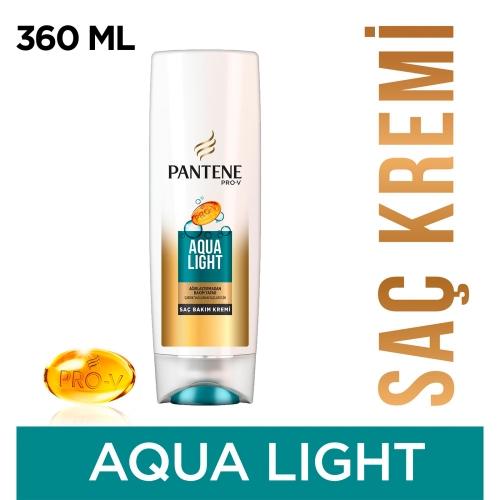 Pantene Saç Bakım Kremi Aqualight 360 Ml