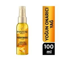 Pantene Saç Bakım Yağı Keratin Özlü Onarıcı E Vitaminli 100 Ml