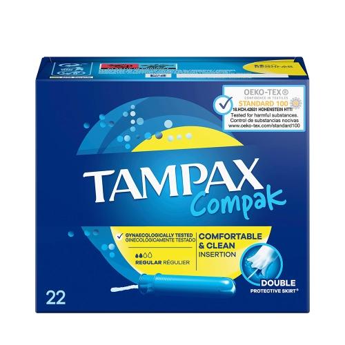 Discreet Tampax Tampon Normal Eko Paket Yeni