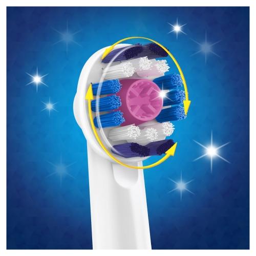 Oral-B Diş Fırçası Yedek Başlığı Pro White 2 Adet