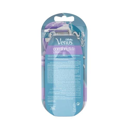 Gillette Venus Breeze Kadın Tıraş Makinesi Yedekli