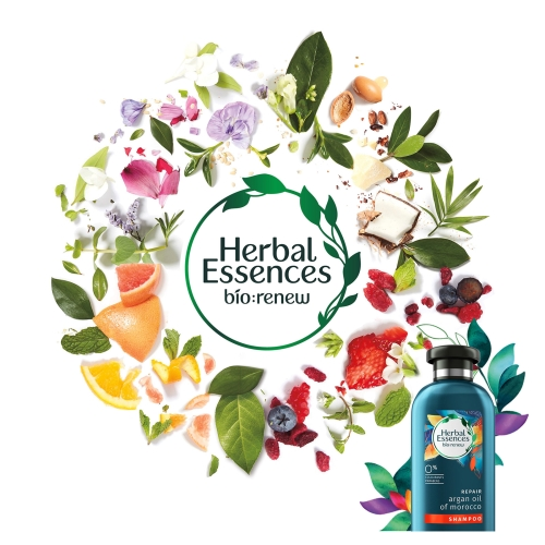 Herbal Essences Bio:Renew Fas Argan Yağı Onarıcı Şampuan 100 Ml