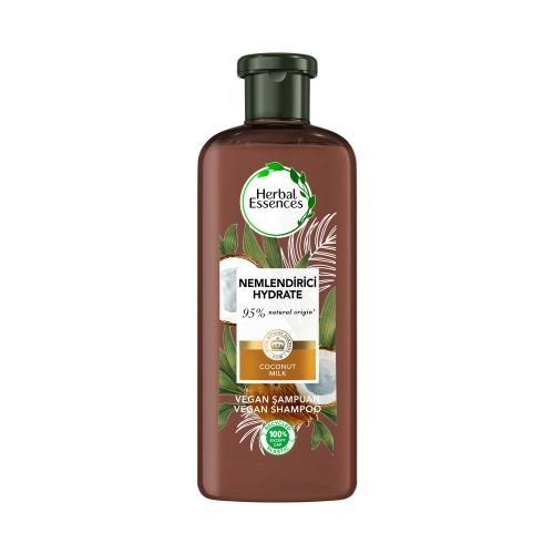 Herbal Essences Bio:Renew Hindistan Cevizi Sütü Nemlendirici Şampuan 400 Ml