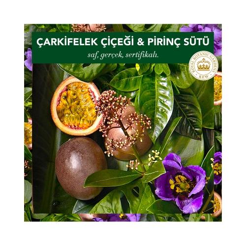 Herbal Essences Bio:Renew Çarkıfelek Çiçeği ve Pirinç Sütü Besleyici Şampuan 400 Ml