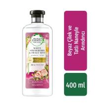 Herbal Essences Bio:Renew Beyaz Çilek ve Tatlı Nane Arındırıcı Şampuan 400 Ml