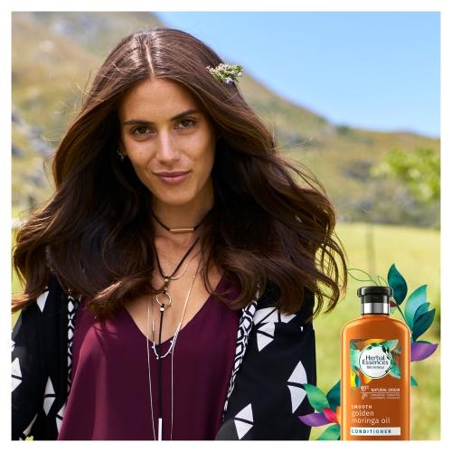 Herbal Essences Bio:Renew Altın Moringa Yağı Yumuşaklık Saç Bakım Kremi 360 Ml