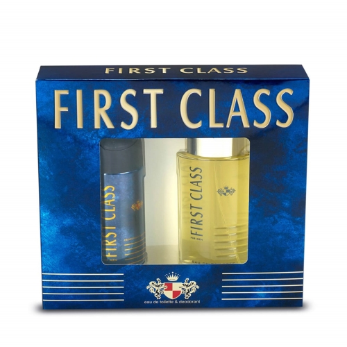 First Class Edt 100 Ml+Deodorant Kofre
