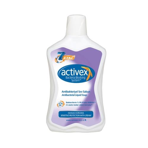 Activex Hassas 700 Ml Anti Bakteriyel Sıvı Sabun