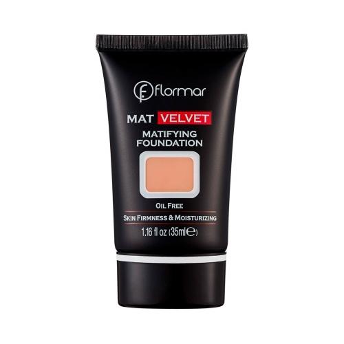 Flormar Mat Velvet Matifying Fondöten V204