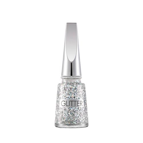 Flormar Glitter Nail Enamel Gl01 Oje