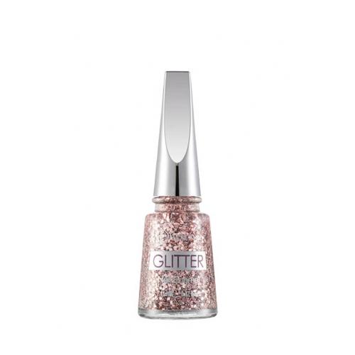 Flormar Glitter Nail Enamel Gl02 Oje